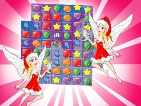 Christmas Fairy Candy Match 3