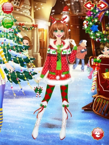Christmas Salon