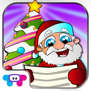 Christmas Song Collection - interactive, playful Christmas songs for children HD