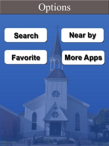 Church Finder - Find your Jesus