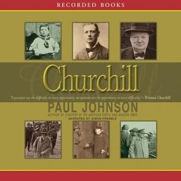 Churchill (Audiobook)