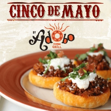 Cinco de Mayo Cookbook Presented by Adobo Grill