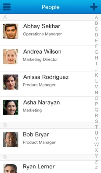 Cisco WebEx Social