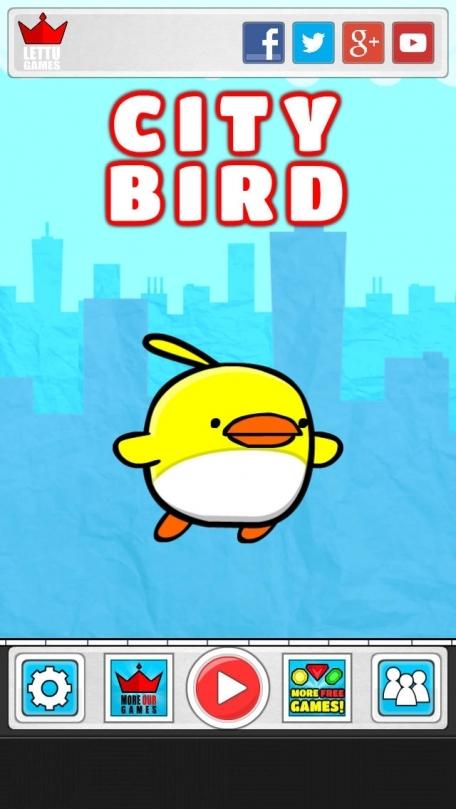 City Bird - Flappy Flyer
