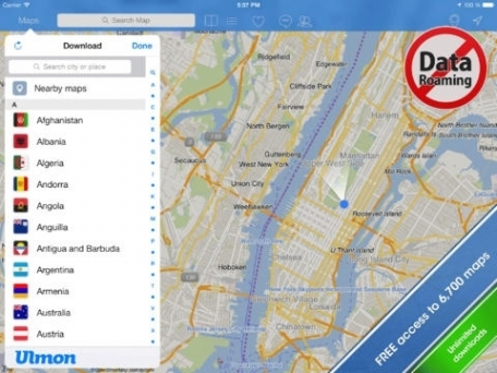 City Maps 2Go Pro fline Map and Travel Guide Navigation App