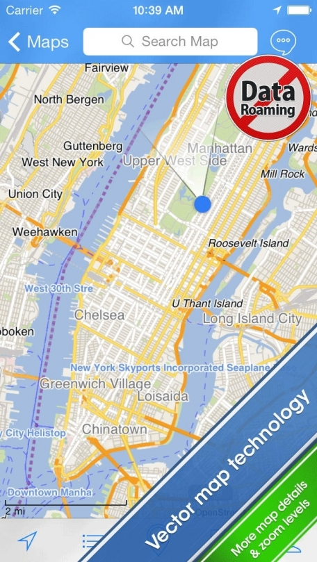 City Maps 2Go Pro - Offline Map and Travel Guide