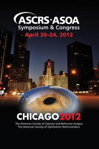 2012 ASCRS/ASOA Symposium & Congress