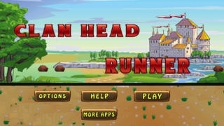 Clan Head Runner - Cool Jump And Roll As Fast As You Can! - PRO FUN