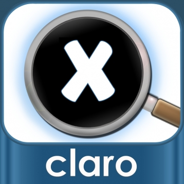 Claro MagX - High Definition Vision Enhancement App for Zooming and Magnifying