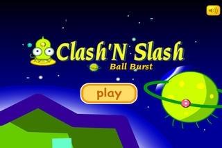 ClashN Slash Ball Burst