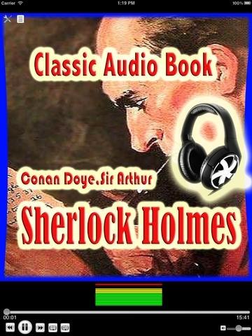 [Classic Audio Book]Sherlock Holmes 1