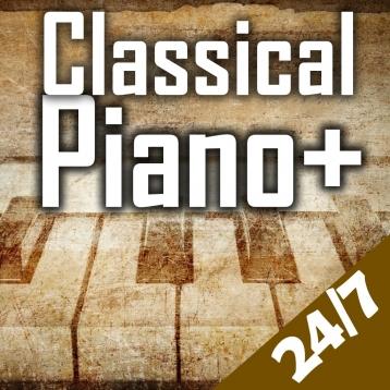 Classic piano music radio. Unlimited
