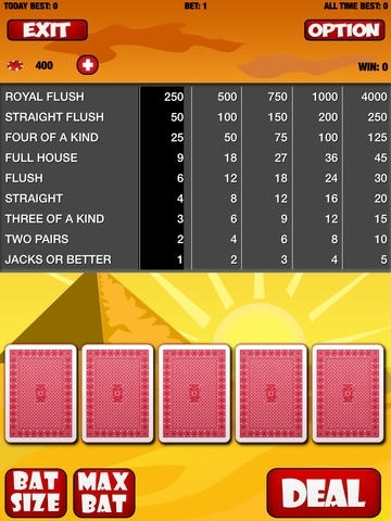CleoPoker Casino - Ancient Gambling With PRO Video Games