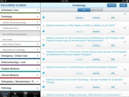 Clinics Review Articles