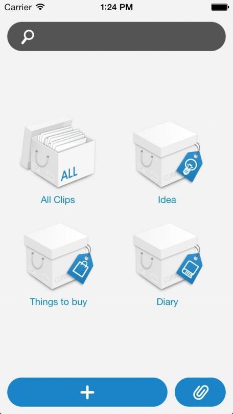 Clipbox Lite - Scrap/Memo/Note & Organize