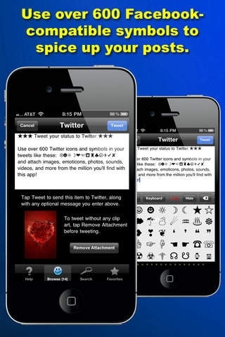 CLIPish Pro Suite - 3D Animations and Emoticons to Text Message and Share