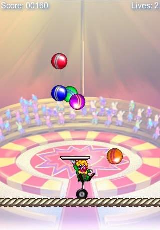 Clown Juggler
