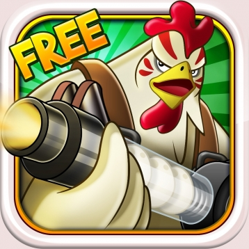Cluck \'n\' Load: Chicken & Egg Defense, Free Game