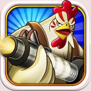 Cluck \'n\' Load: Chicken & Egg Defense, Full Game