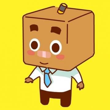 CN COMIC:Office Staff Cartoon (Zhang Xiao He  Englsih Edition)