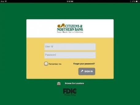 C&N Mobile Banking App