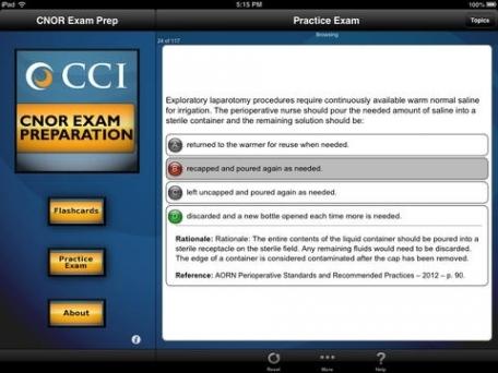 CNOR Exam Prep