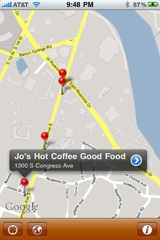 Coffee Locator