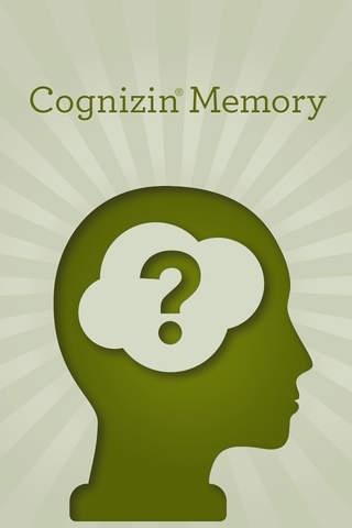 Cognizin Memory