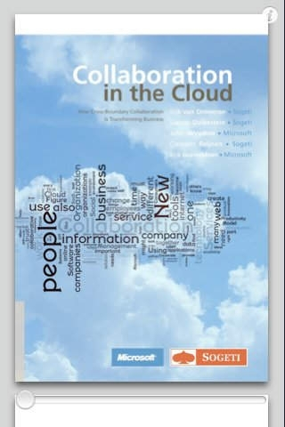 Collaboration in the cloud: how cross-boundry collaboration is transforming business