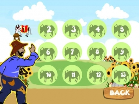 Collector Cows: Animal Zoo HD, Free Game