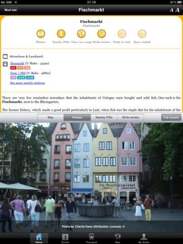 Cologne Travel Guide Offline