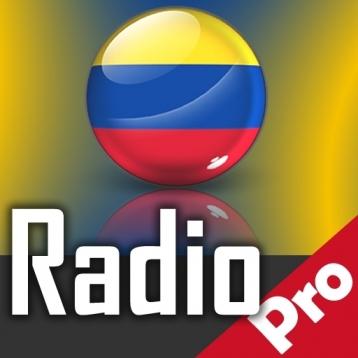 Colombia Radio Player. Pro
