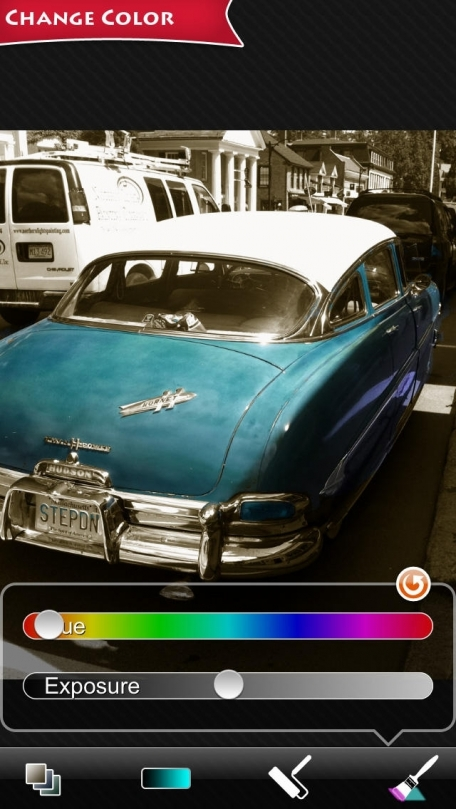 Color Blast! - Photo Color Effects for Facebook, Instagram and more