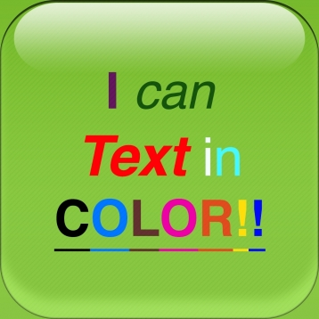 Color Messaging