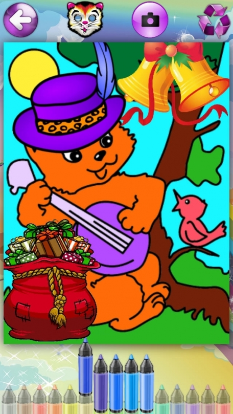 Coloring Games For Girls Free