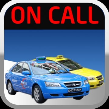 ComfortDelGro Taxi Booking.