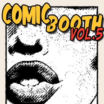 ComicBooth 5 - Crosshatch