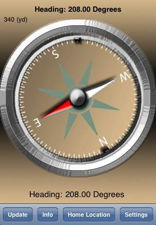 Compass PointMeThere 3GS