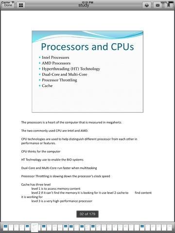Comptia A Plus Certification Review 220 801,220 802