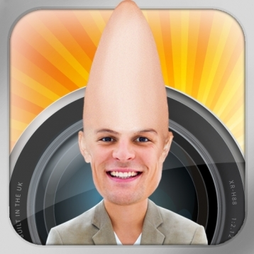 Conehead Booth