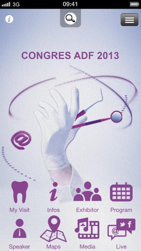 Congrès ADF 2013