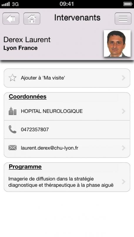 Congrès de la Société Française neuro-vasculaire