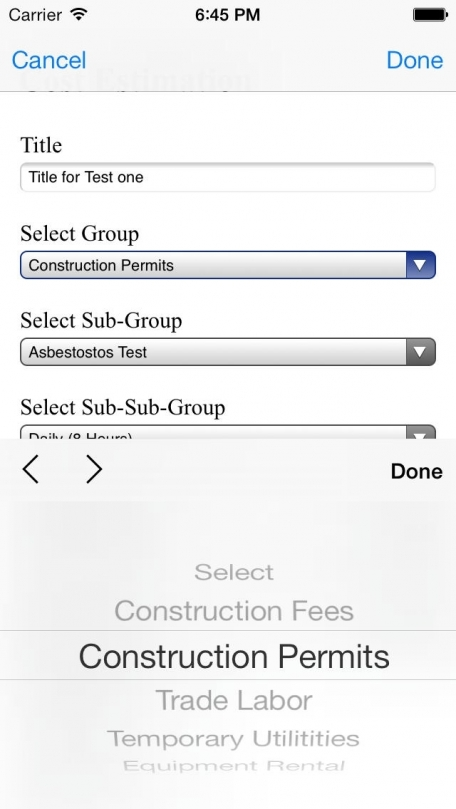 Construction Management and Cost Estimating Software App 13,884 RSMeans Data Embeded