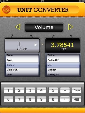 Convert: Various Units Conversion Chart HD