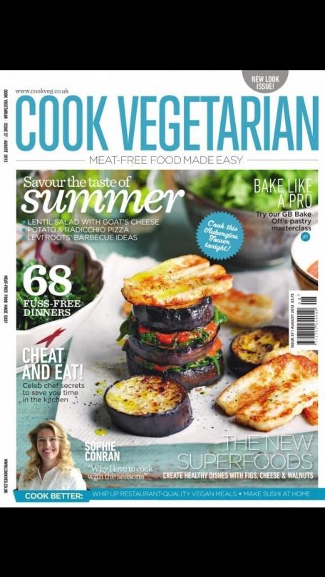 Cook Vegetarian