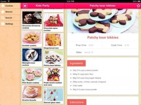 Cookies Recipes & Biscuits