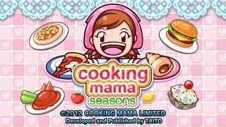 Cooking Mama Seasons Pro