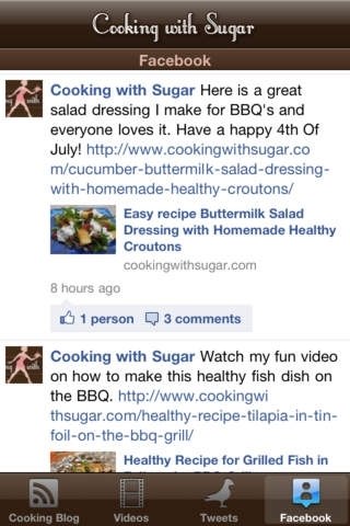 Cooking With Sugar: Recipes, Cooking Videos & Inspiration