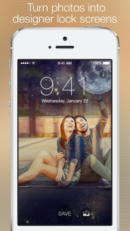 Cool Lock Screens - Customize Backgrounds for Your Lock Screen