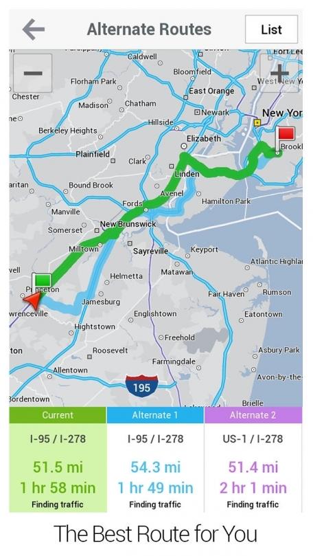 CoPilot GPS – Plan & explore with offline maps & directions